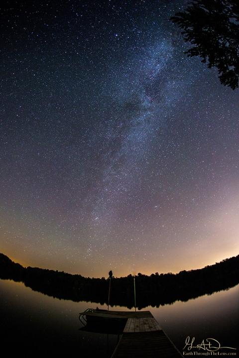 Stars at the Camp
